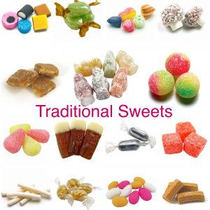 Traditional Sweets & Toffees
