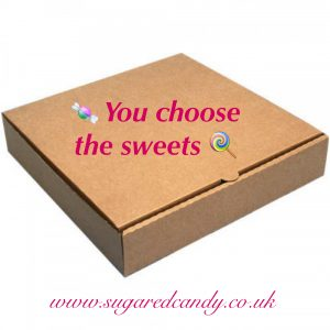Pick Your Own Sweets Boxes