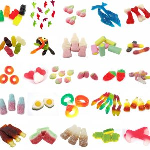 Jelly & Fizzy Sweets